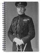 Arthur, Duke Of Connaught (1850-1942) Spiral Notebook