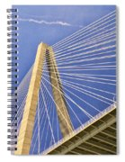 Arthur Ravenel Jr. Bridge 2 Spiral Notebook
