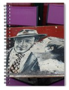 Artist Place Spiral Notebook
