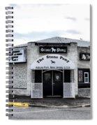 Asbury Park's Stone Pony Spiral Notebook