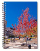 Asheville North Carolina Spiral Notebook
