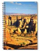 At Gemini Bridges Spiral Notebook
