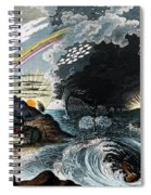 Atmospheric Effects 1846 Spiral Notebook