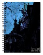 Aurora's Nightmare II Spiral Notebook