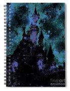 Aurora's Nightmare Spiral Notebook
