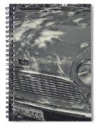 Austin Healy Spiral Notebook