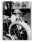 Automobile, C1910 Spiral Notebook
