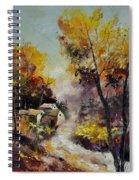 Autumn 673121 Spiral Notebook