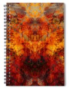 Autumn Glory Spiral Notebook