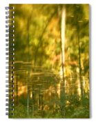 Autumn Reflections In Tennessee Spiral Notebook