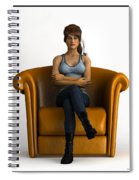 Awaiting... Spiral Notebook