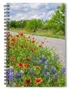 Backroad Beauty Spiral Notebook