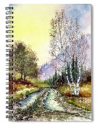Backroads Spiral Notebook