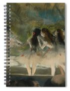 Ballet At The Paris Opera Spiral Notebook