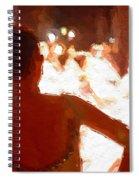 Ballet Spiral Notebook