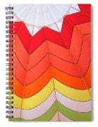 Balloon Fantasy 15 Spiral Notebook