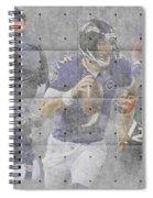 Baltimore Ravens Team Spiral Notebook