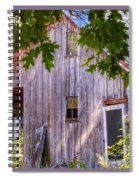 Barn Story Spiral Notebook