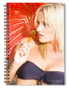 Beaches To Explore Spiral Notebook