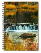 Beautiful Water Spiral Notebook
