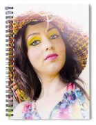 Being Your Own Person Spiral Notebook