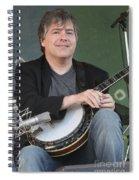Bela Fleck Spiral Notebook