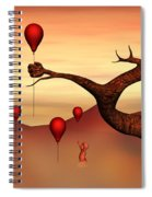Believe What You See Spiral Notebook
