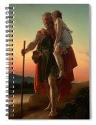 Belisarius Spiral Notebook