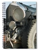 Bentley 6.5 Litre Tourer Spiral Notebook