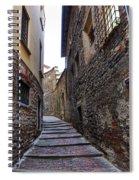 Bergamo Alta Spiral Notebook