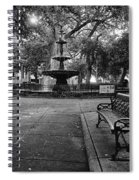 Bienville Square Spiral Notebook