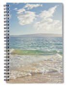 Big Beach Spiral Notebook