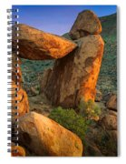 Big Bend Window Rock Spiral Notebook