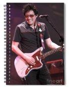 Big Head Todd - Todd Mohr Spiral Notebook