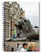 Big Lion Little Ben Spiral Notebook