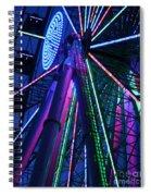 Big Wheel Spiral Notebook