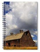 Blasdel Barn Spiral Notebook