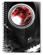 Blood Of War Spiral Notebook