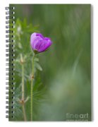Bloody Cranesbill Spiral Notebook
