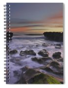 Blowing Rocks Spiral Notebook