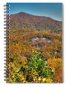 Blue Ridge Parkway Spiral Notebook