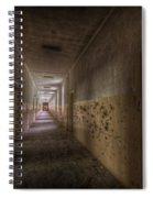 Blue Room  Spiral Notebook