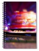 Blur Spiral Notebook