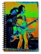 Boc #20 Enhanced In Cosmicolors Spiral Notebook