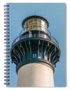 Bodie Island Lighthouse Obx Cape Hatteras North Carolina Spiral Notebook