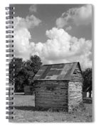 Bohls Cabins At Bee Cave Spiral Notebook