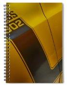 Boss 302 Spiral Notebook