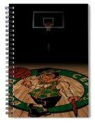 Boston Celtics Spiral Notebook