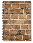 Brick Wall Spiral Notebook