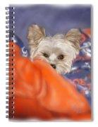 Bronco Maggie Spiral Notebook